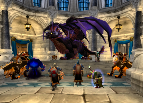 Onyxia Appears