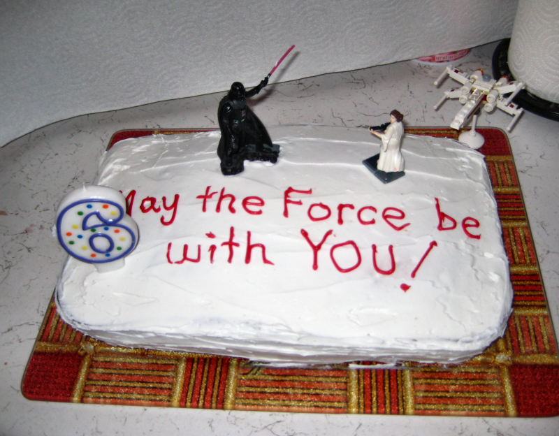 star wars cake designs. When it came to the Star Wars