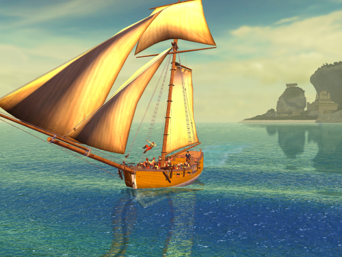 My sloop