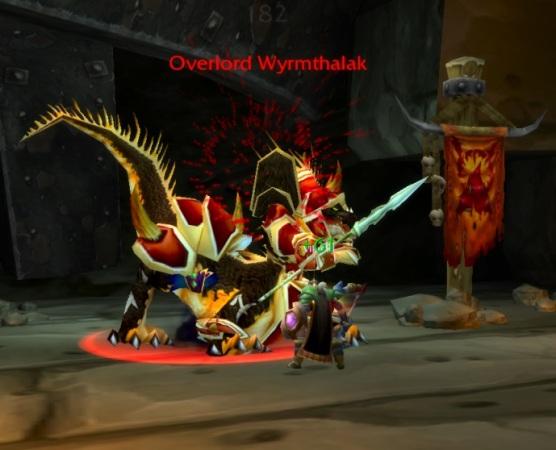 Overlord Wyrmthalak
