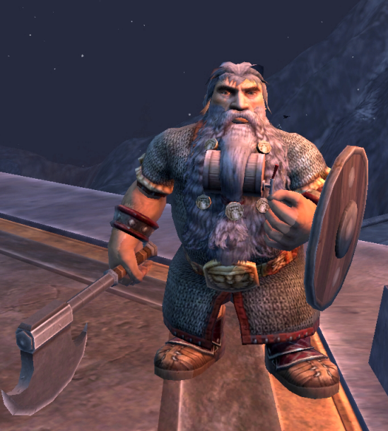 Dwarf Collector's Edition Head | The Ancient Gaming Noob
