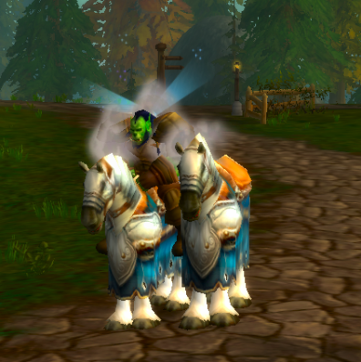 Thrall 'Two Mounts' Jackson