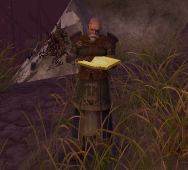 Looking for the fun entry in the Tome of Knowledge