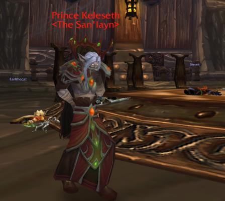 Prince Keleseth Thinking of New Ways to Kill Us