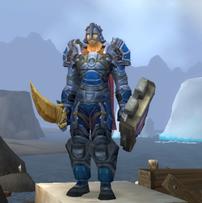 Cobalt Jacketed Paladin