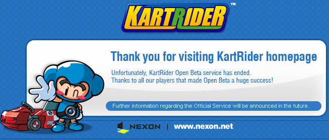 Kartrider the ancient gaming noob for Nexon client