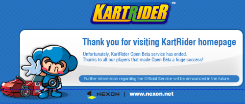 Open Beta has Ended