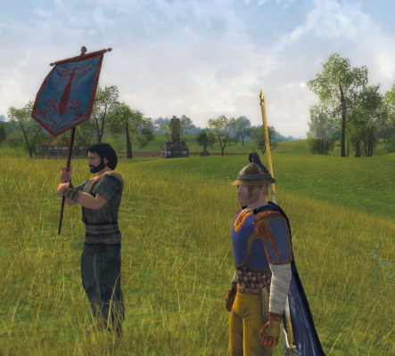 Tistann and his Ally