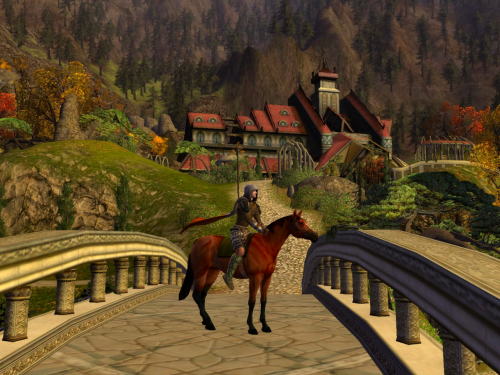 Tistann in Rivendell