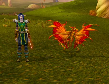 Flare the Dragonhawk