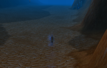 Running back to Orgrimmar