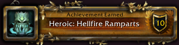 Heroic Hellfire Ramparts