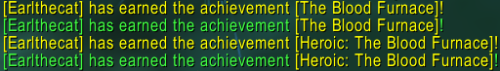 Double Achievement