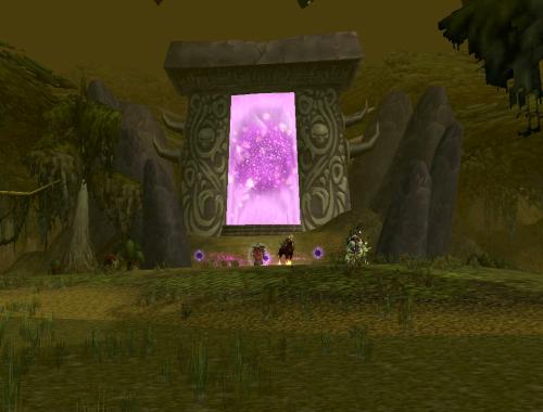 Defective Portal