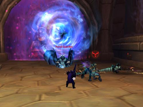 Invincible Portal Guardian