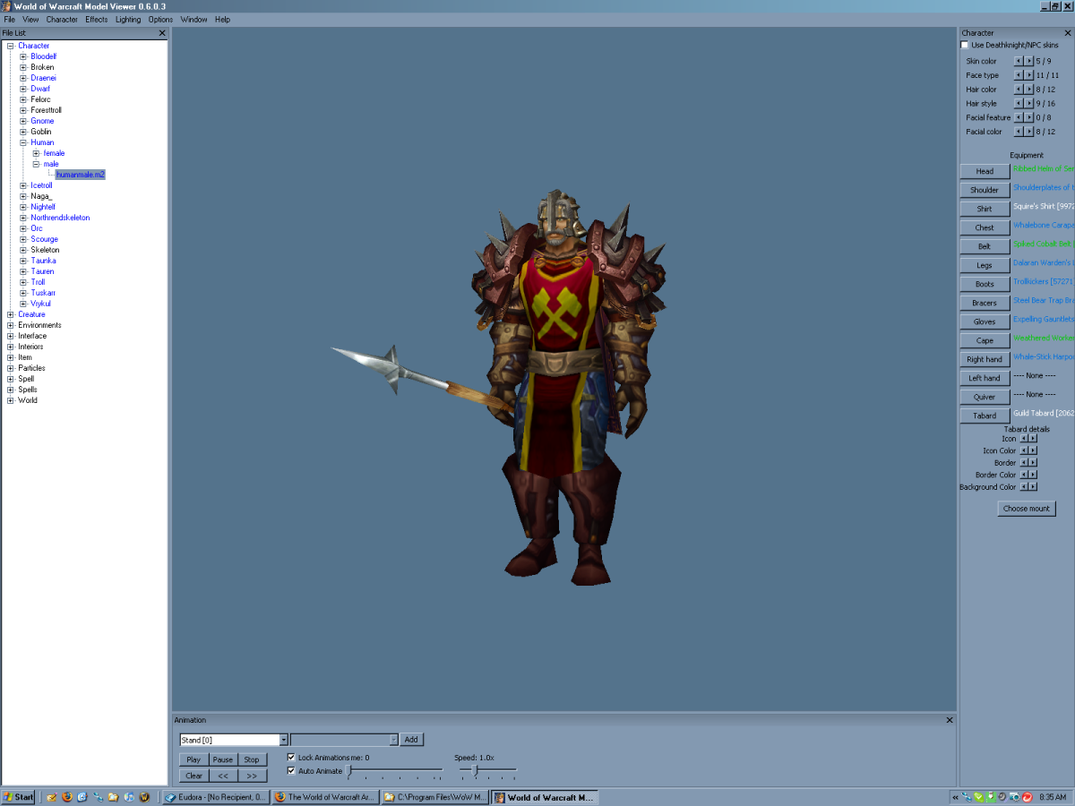 Wow model viewer the ancient gaming noob for 3d model viewer