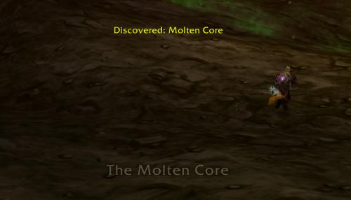 Visit Molten Core!