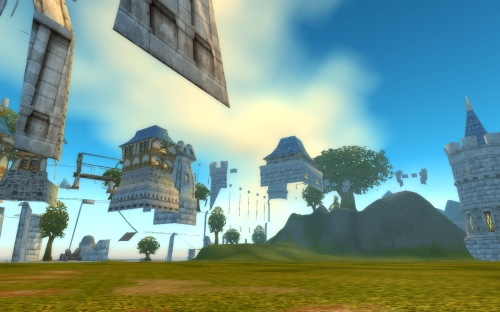 A new view of Stormwind