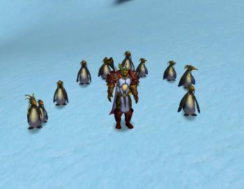 My critter posse