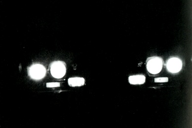 High Beams of Doom!