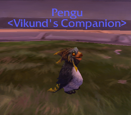 The Majestic Pengu