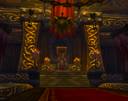 King Ymiron Awaits
