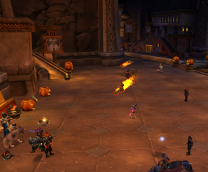 Around Ironforge