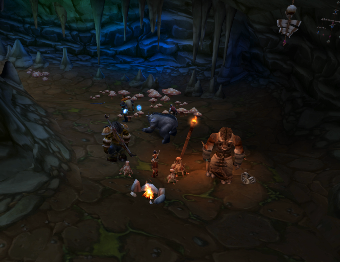 Wailing caverns the ancient gaming noob with publicscrutiny
