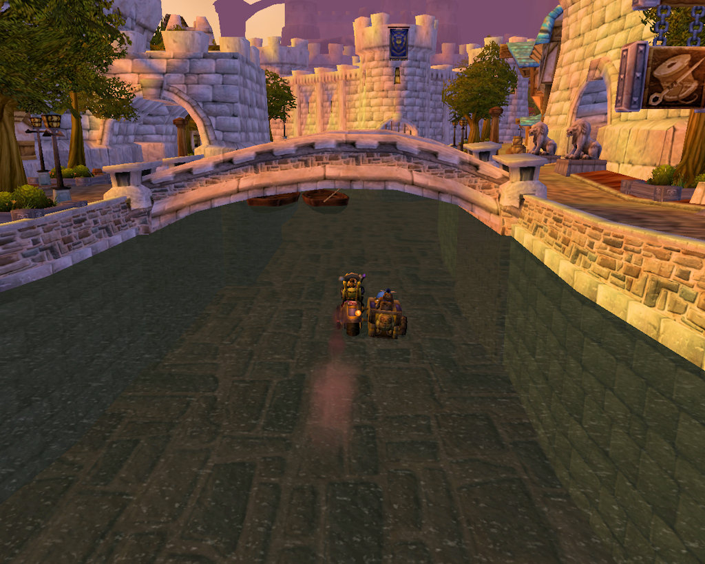 how to get to northrend from stormwind 6.0