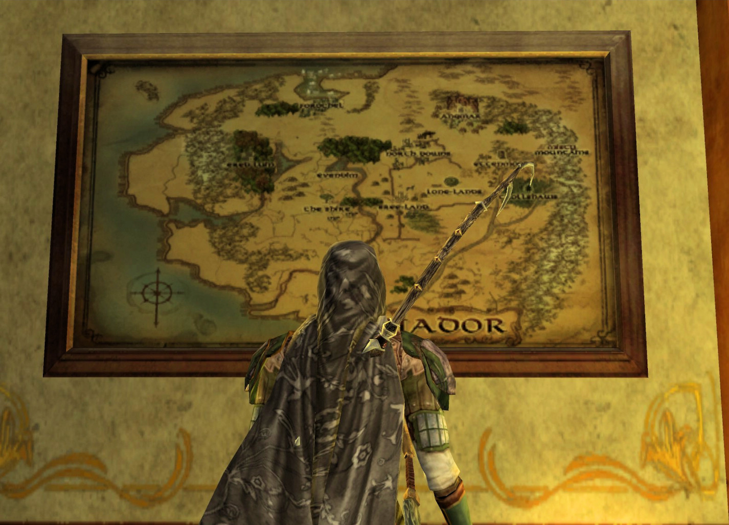 Crafting Adventures In Middle Earth The Ancient Gaming Noob