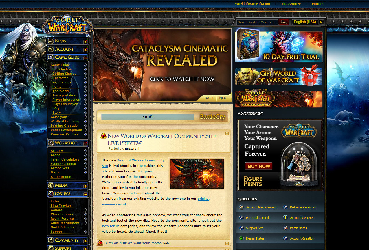 World of Warcraft girl masterbate nackt photo
