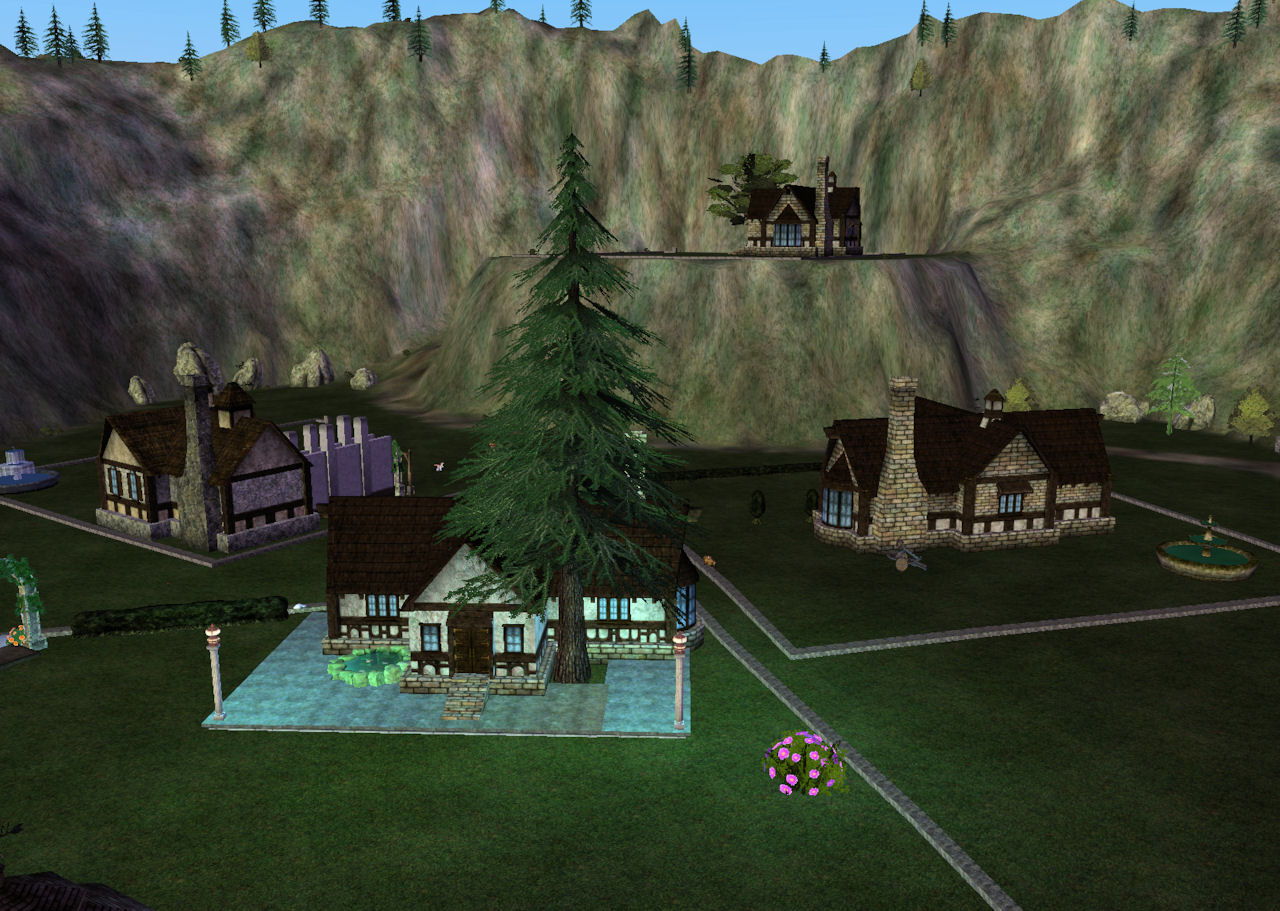 how to build a house in eq2
