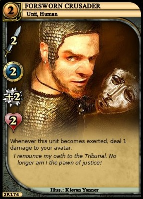 Brent from VirginWorlds got a card