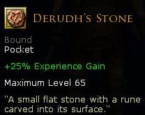 Derudhs Stone