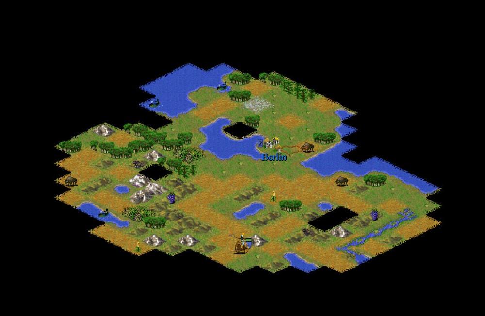 Running Civilization II on Windows 7 64-bit (2/5)