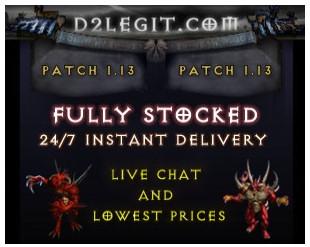 Diablo II Shop