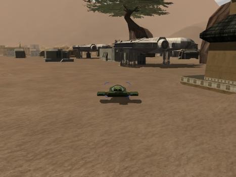 Looks like a Star Wars trailer park