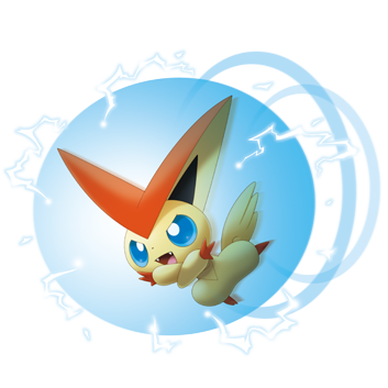 Victini Available For Download Again Through Dec 31 The Ancient