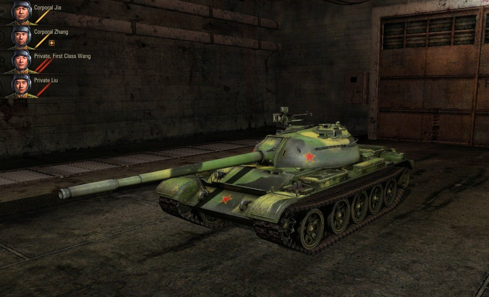 Type 59 Being Pulled from the World of Tanks Store (2/2)