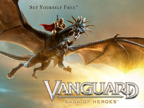 Play Vanguard - Ride a Dragon