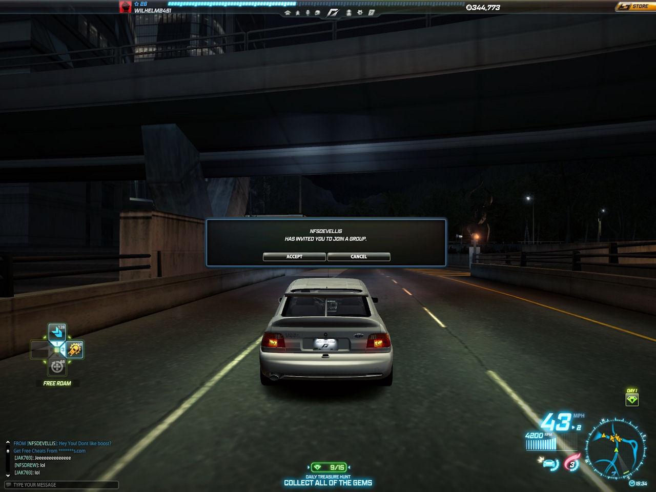Для ценителей и знатоков автомобилей - need for speed underground 2 mod