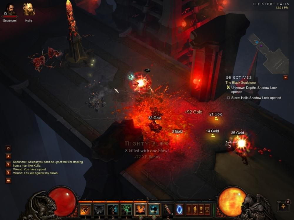 Diablo III vs. Torchlight II - A Matter of Details (1/5)