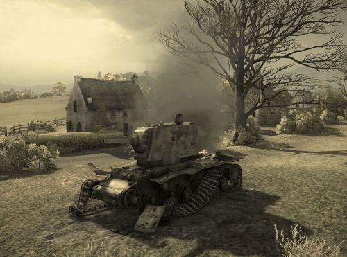 The KV-2 as it often ends up