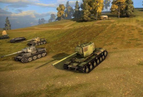 107mm KV-2