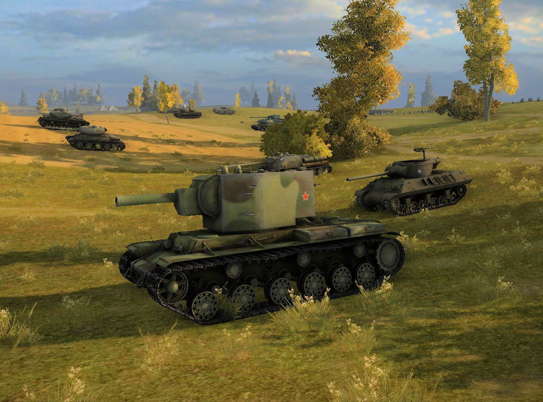 KV 2 matchmaking