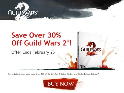 Guild Wars 2 Offer