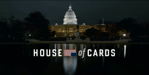 House of Cards goes to D.C.