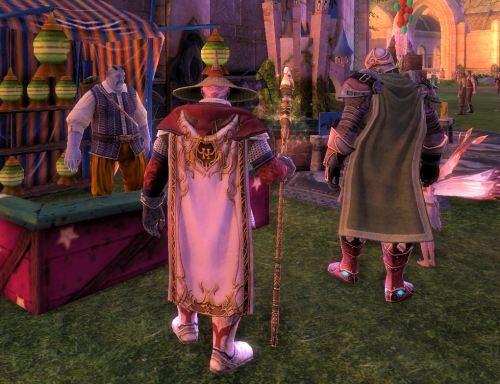 The anniversary cloak