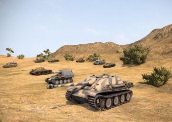 Desert Jagpanther