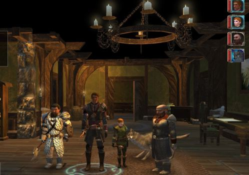 Inn... cleared and looted